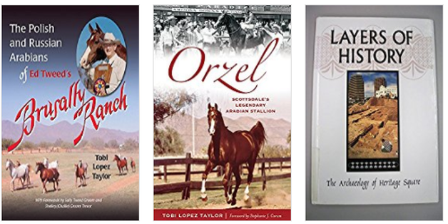 Horse books by Equestrian Author Tobi Lopez Taylor