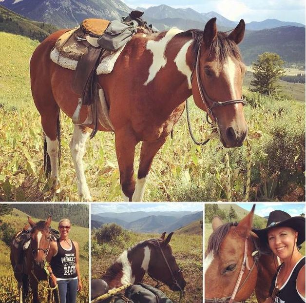 Author Carly Kade's Jackson Hole Cowgirl Getaway