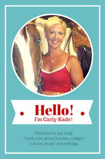 Carly Kade Author