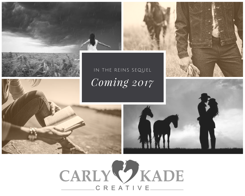 In the Reins Sequel by Carly Kade