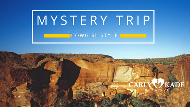 Author Carly Kade's Cowgirl Getaway to Jackson Hole