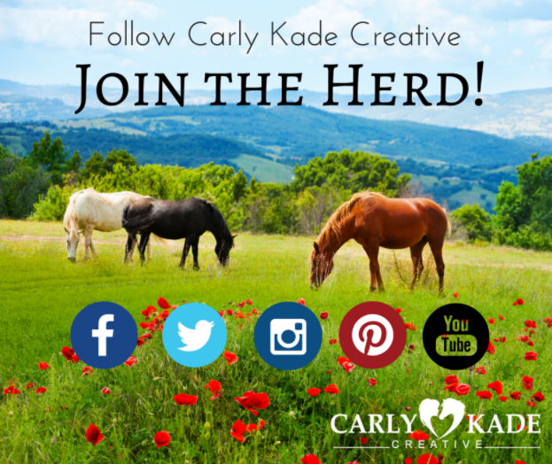 Carly Kade Creative Writing Equestrian Fiction
