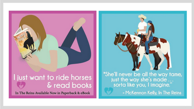 Galloping Graphics In The Reins Swag Winner is ...