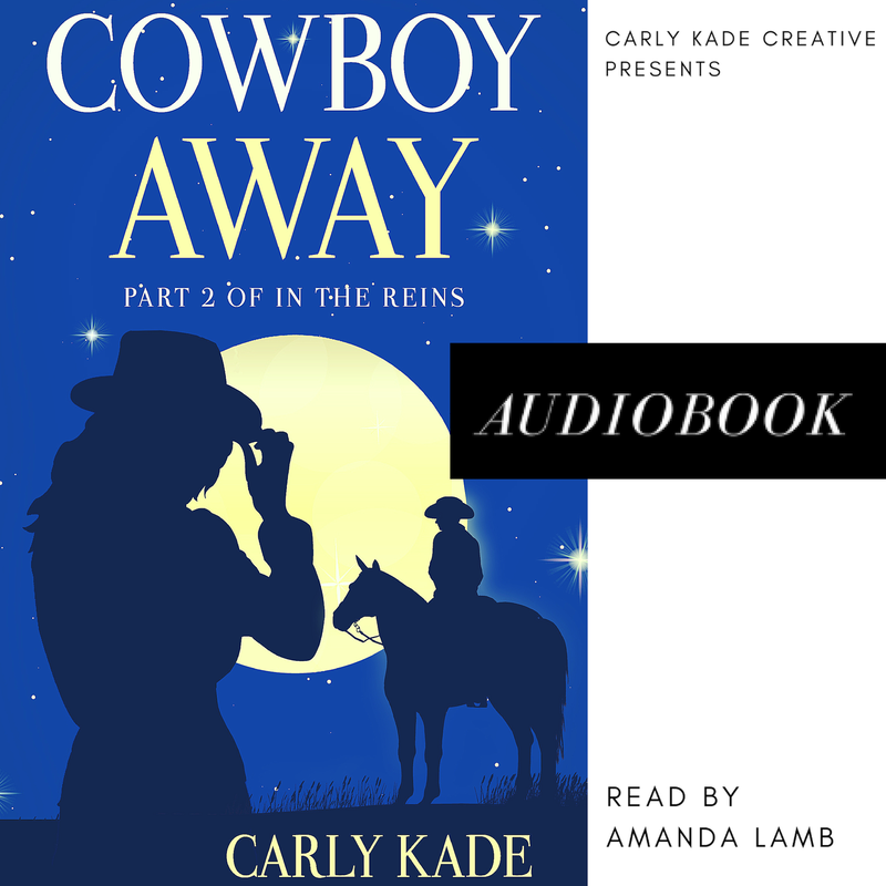 Cowboy Away by Carly Kade on Audiobook