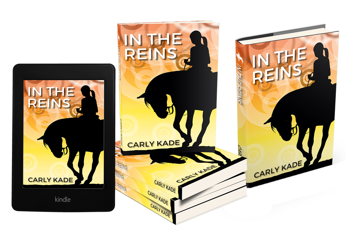 Horse Book In The Reins by Author Carly Kade
