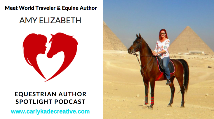 Author Amy Elizabeth Podcast Interview with Carly Kade