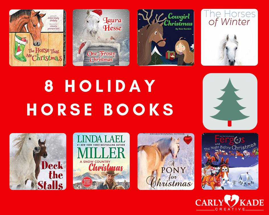 Holiday Horse Book List