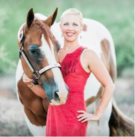 Carly Kade, Author of the In the Reins Horse Book Series