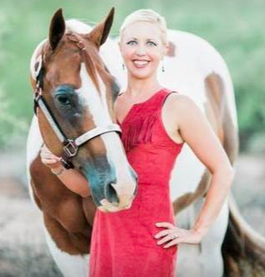 Carly Kade, Author of the In the Reins Horse Books Series