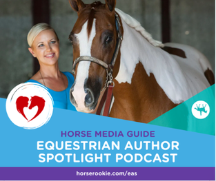 Carly Kade Podcast Equestrian Author Spotlight