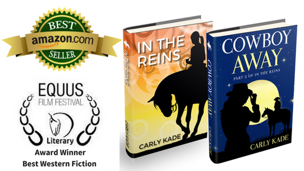 In the Reins Horse Book Series by Carly Kade
