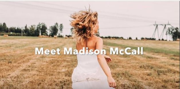 Madison McCall is a character from Cowboy Away, the Sequel to In the Reins