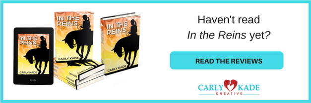 In the Reins, A Cowboy Love Story, by Carly Kade