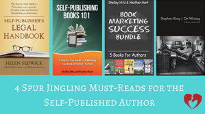 Recommended Reads for the Self-Published Author