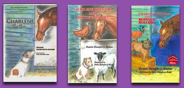 Horse Book Series by Deanie Humphrys-Dunne