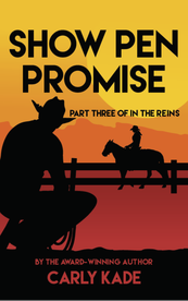 Show Pen Promise Horse Book by Carly Kade