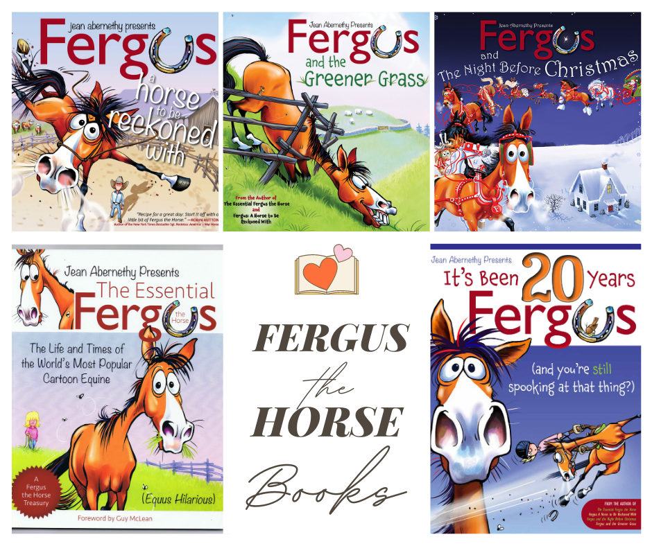 Fergus the Horse Books by Jean Abernethy
