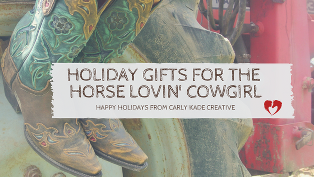 Horse Gifts for Cowgirls