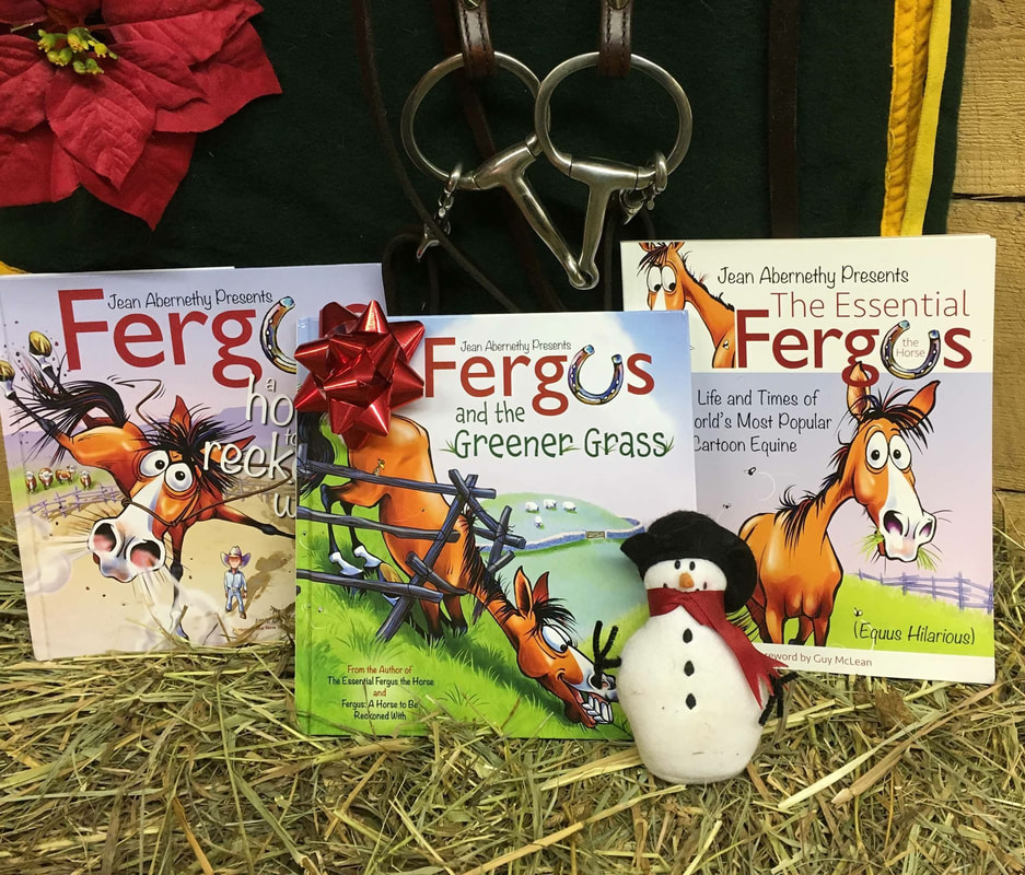 Fergus the Horse Book Series by Jean Abernethy