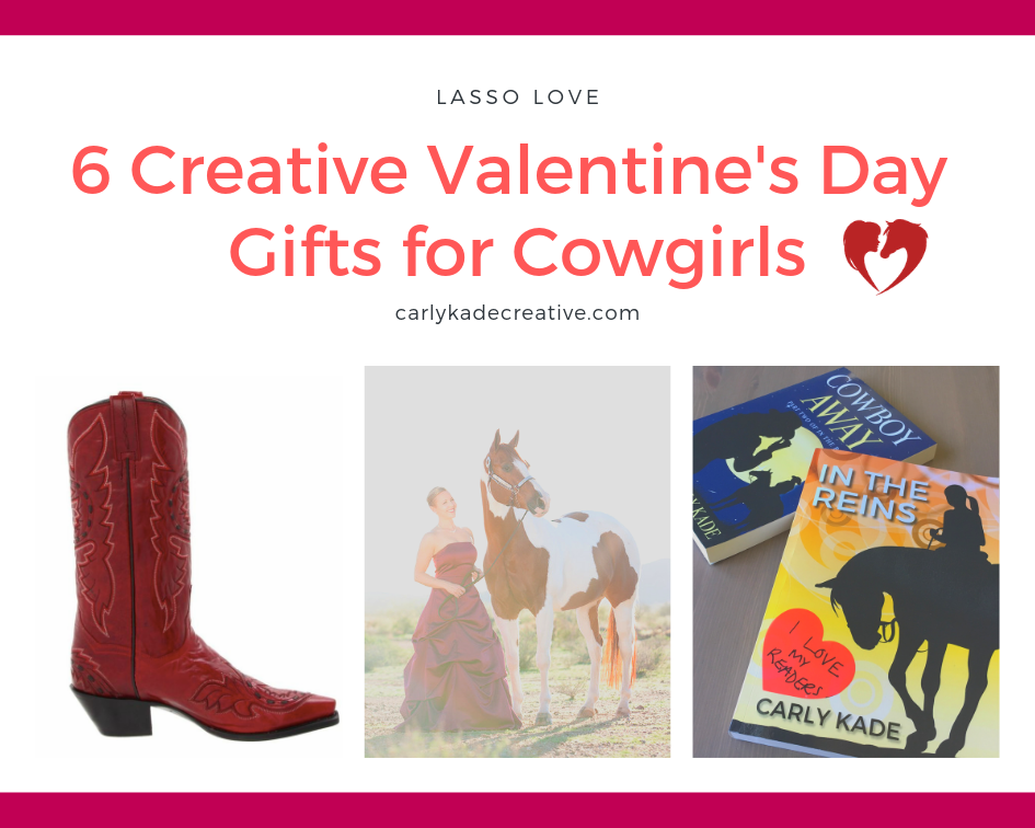 Valentine's Day Gifts for Cowgirls
