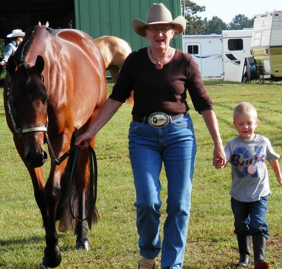 Author and Horsewoman Diane Maccani