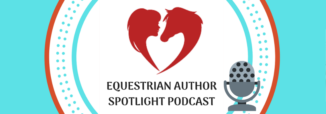 Equestrian Author Spotlight Podcast features Equine Author Interviews with Carly Kade