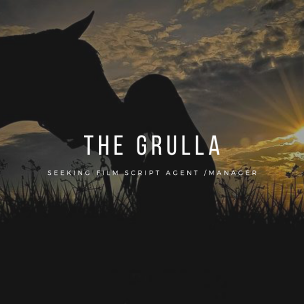 The Grulla Film Script by F.J. Thomas