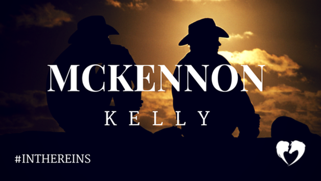 Cowboy McKenno Kelly is a character from the In the Reins Horse Book Series by Carly Kade