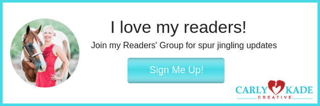 Join the Carly Kade Creative Readers' Group for Interviews with Authors of Horse Books!