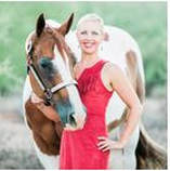 Equine Author Carly Kade