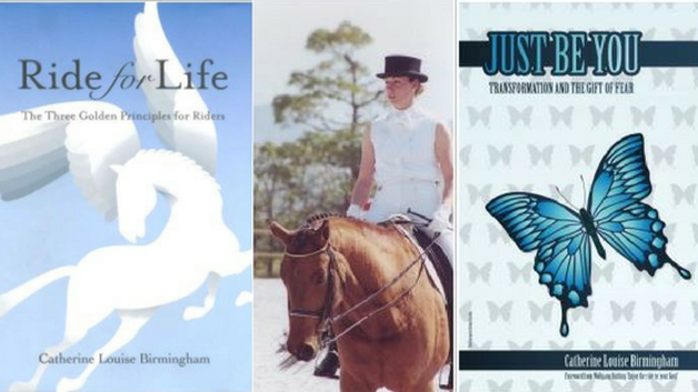 Equestrian Author Interview with Catherine Louise Birmingham