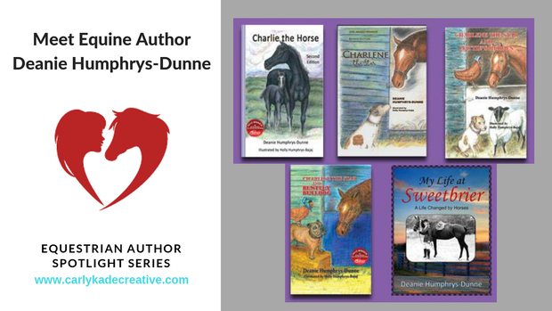 Deanie Humphrys-Dunne Author Interview with Carly Kade Creative