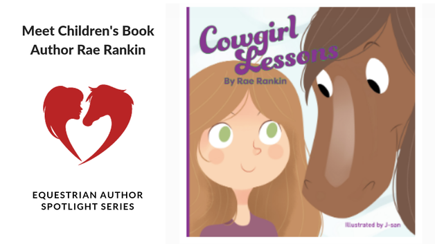 Author Rae Rankin Interviews with Carly Kade Creative
