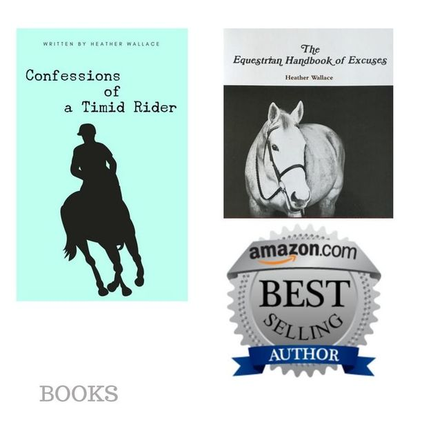 Books by Heather Wallace of The Timid Rider