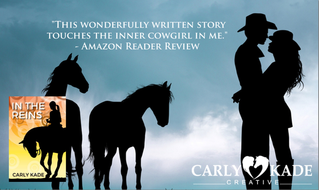 In the Reins by Equine Author Carly Kade