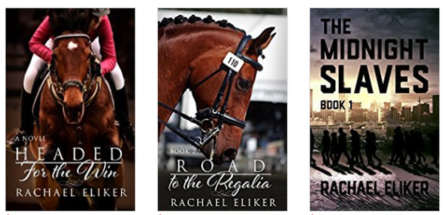 Equestrian Fiction by Rachael Eliker