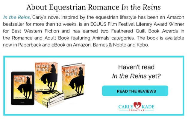 In the Reins Horse Book Reviews