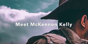 McKennon Kelly is a character from Cowboy Away, an Equestrian Romance