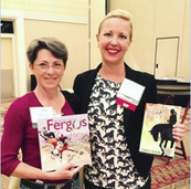 Equine Authors & AHP Members Jean Abernethy and Carly Kade