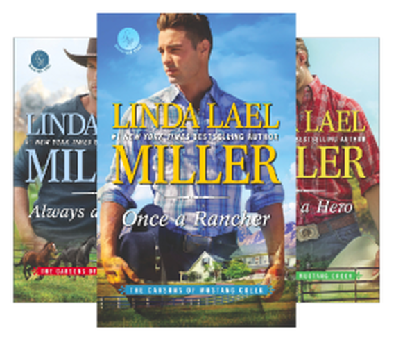 The Carsons of Mustang Creek Series by Linda Lael Miller