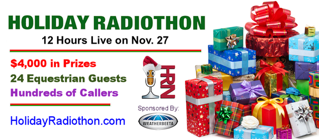 Horse Radio Network Holiday Radiothon