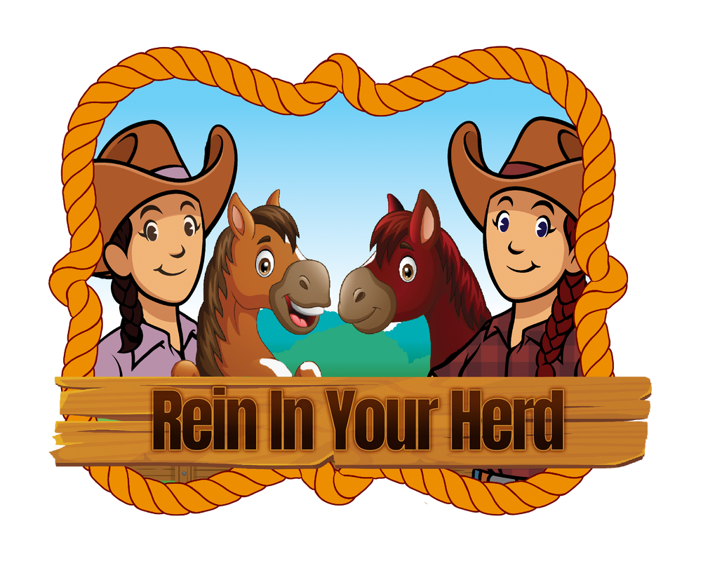 Rein In Your Herd Podcast with April Hardeman and Laura Langfitt