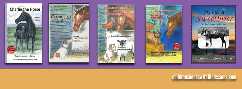 Books by Equine Author Deanie Humphrys-Dunne