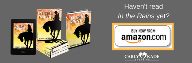 Equestrian Fiction In the Reins by Carly Kade