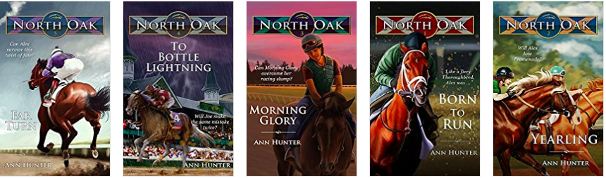 The North Oak Horse Book Series by Ann Hunter