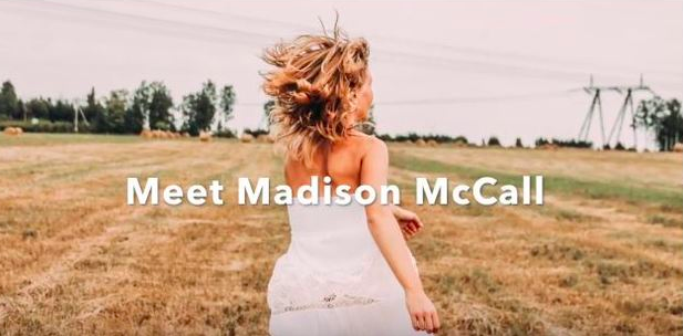 Madison McCall is a character from Cowboy Away, an Equestrian Romance