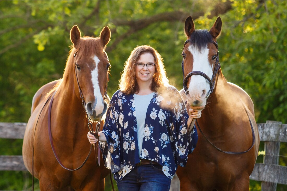 Equine Photographer and Author Shelley Paulson