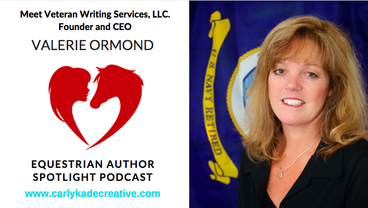 Valerie Ormond of Believing in Horses Equestrian Author Spotlight Podcast Interview